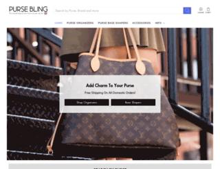 pursebling.com screenshot