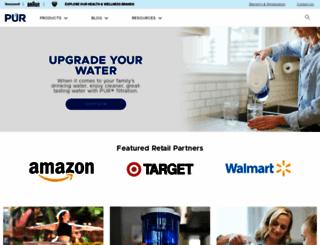 purwater.com screenshot