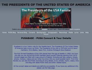 pusabase.com screenshot