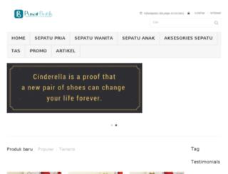 pusatbutik.com screenshot