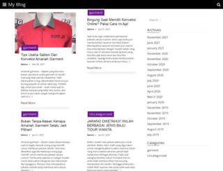 pusatjaketkulit.com screenshot