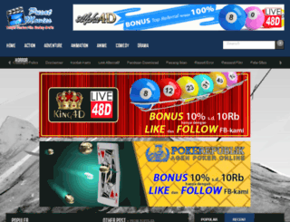 pusatmovies.com screenshot