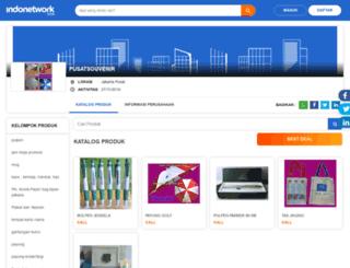 pusatsouvenir.indonetwork.co.id screenshot