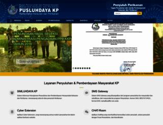 pusluh.kkp.go.id screenshot