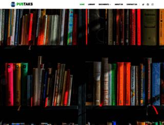 pustaks.com screenshot