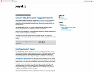 pusyakiz.blogspot.com screenshot