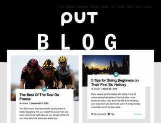 putblog.com screenshot