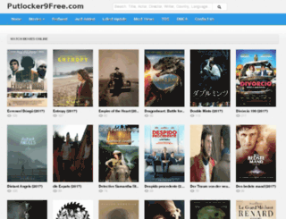 putlocker9free.com screenshot