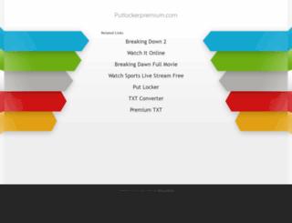 putlockerpremium.com screenshot