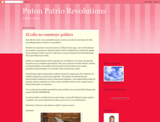 putonpatrio.blogspot.com.ar screenshot