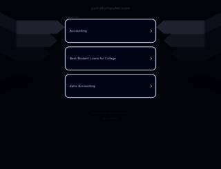 putrakomputer.com screenshot