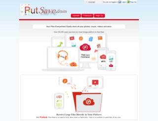 putsave.com screenshot