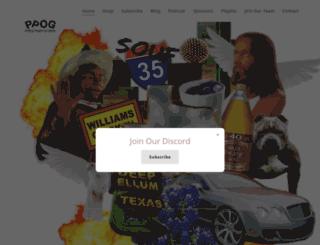 puttingpeopleongame.com screenshot
