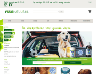 puurnatuur.nl screenshot
