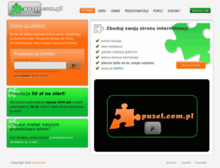 puzel.com.pl screenshot