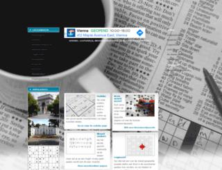 puzzeltuin.nl screenshot