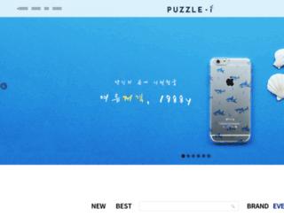 puzzle-i.com screenshot