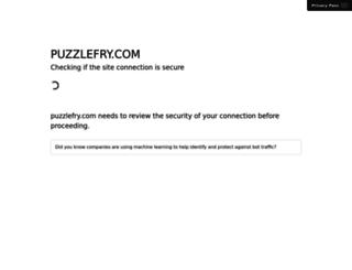 puzzlefry.com screenshot