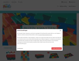 puzzlematten.net screenshot
