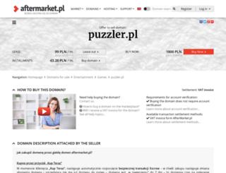 puzzler.pl screenshot