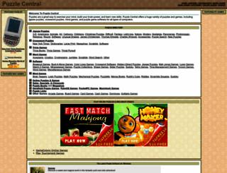 puzzles.cleversoul.com screenshot