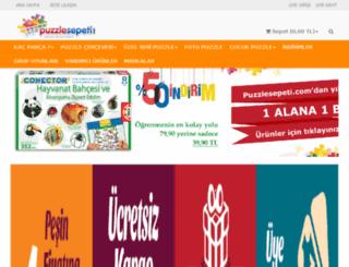 puzzlesepeti.com screenshot