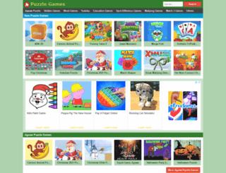 puzzlesgamesonline.com screenshot