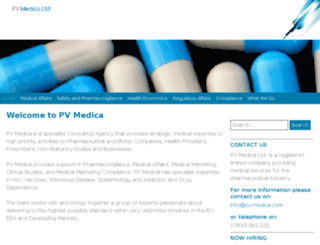 pv-medica.com screenshot