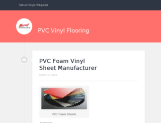 pvcvinylflooring.wordpress.com screenshot