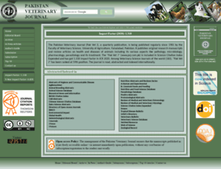 pvj.com.pk screenshot