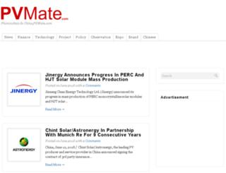 pvmate.com screenshot