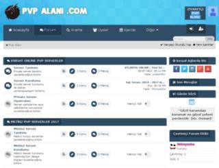 pvp-alani.com screenshot