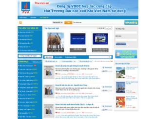 pvu.tailieu.vn screenshot
