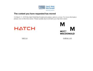 pw.hatchmott.com screenshot
