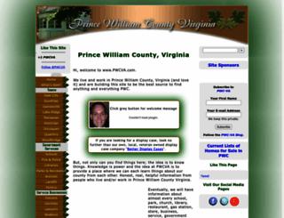 pwcva.com screenshot
