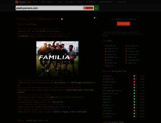pweb.parsons.com.hypestat.com screenshot