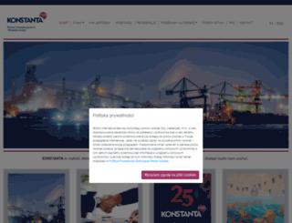 pwskonstanta.com.pl screenshot