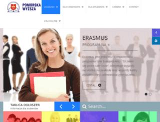 pwspsig.edu.pl screenshot