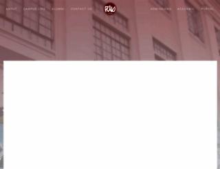 pwu.edu.ph screenshot