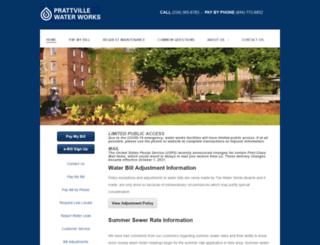 pwwb.com screenshot