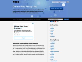 pxaa.com screenshot
