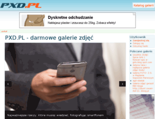 pxd.pl screenshot