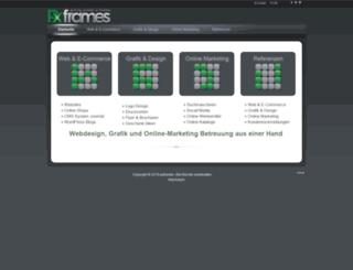 pxframes.at screenshot