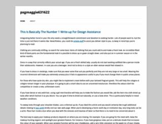 pxgmaggie631622.wordpress.com screenshot