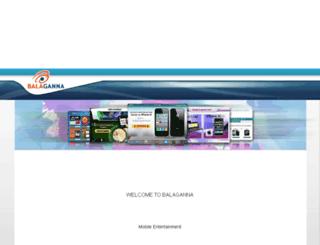 py.balagannna.com screenshot