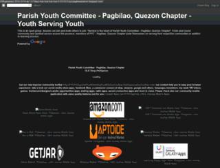 pycpagbilaoquezon.blogspot.com screenshot