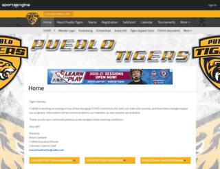 pyha.pucksystems.com screenshot