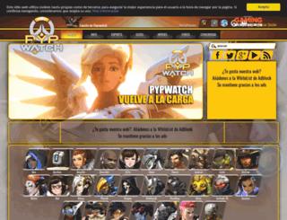 pypwatch.com screenshot