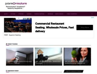 pytanieomieszkanie.pl screenshot