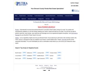 pytharealty.com screenshot